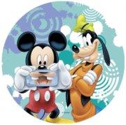 Jedlý papír mickey mouse  2