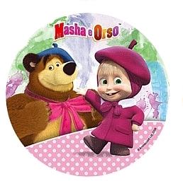 Jedlý papír masha a medvěd 8