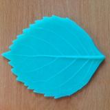 Silikonový žilkovač list velký