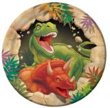 Jedlý papír dinosaurus 1