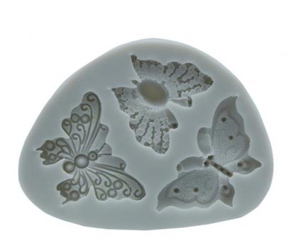 Silikonová forma motýl iii