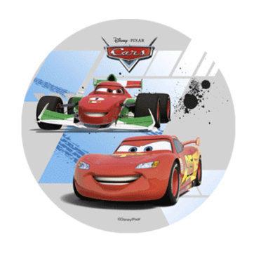 Jedlý papír cars - auta  7