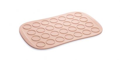 Silikonová forma na dětské piškoty - makronky