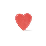 Čokoládové srdce červené  10 ks