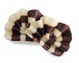 Čokoládové duo vějířky  50 g