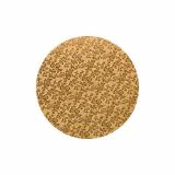 Podložka pod dort zlatá  extra 25 cm