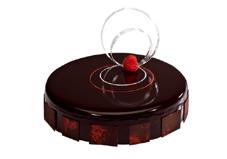 Poleva čokoládová extra leskla 500 g