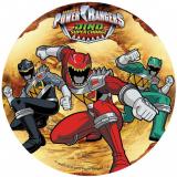 Jedlý papír power rangers 2