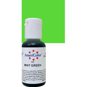 Americolor  barva  mint green  19 ml