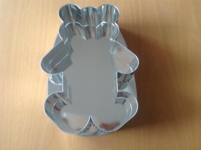 Dortová forma  medvídek