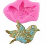 Silikonová forma holubička