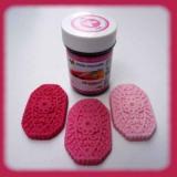 Gelová barva  pink - růžová