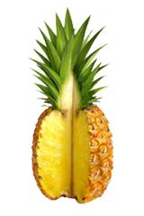 Ochucovací pasta ananas  200 g