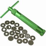 Extruder pro modelovací hmoty kovový ii