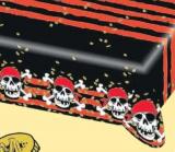 Piráti - ubrus  120 cm x 180 cm