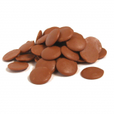 Belgická čokoláda arabesque mléčná 34 %  1000 g