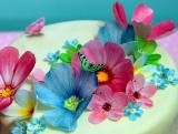 Jedlý papír na výrobu květin a4 1 ks
