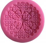 Silikonová forma kulatá cupcake