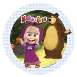 Jedlý papír masha a medvěd  4