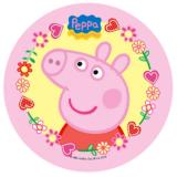 Jedlý papír  peppa pig 6