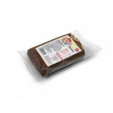 Kelmy barevná hmota  100 g  hnědá čokoládová