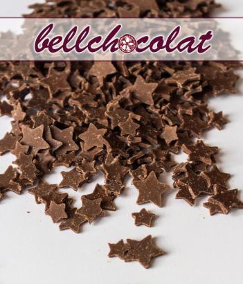 Čokoládové hvězdičky  mléčné  90 g