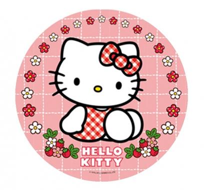 Jedlý papír hello kitty 3