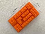 Silikonová forma lego ii