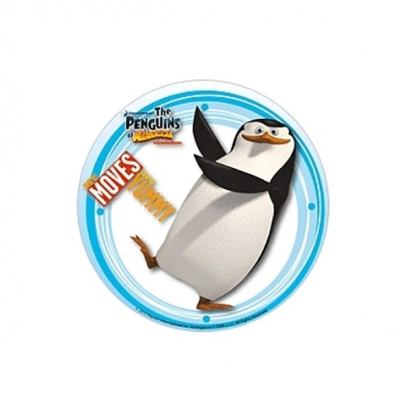 Jedlý papír tučňáci madagaskar 3