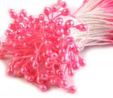 Pestíky růžové  160 ks