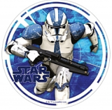 Jedlý papír star wars 3