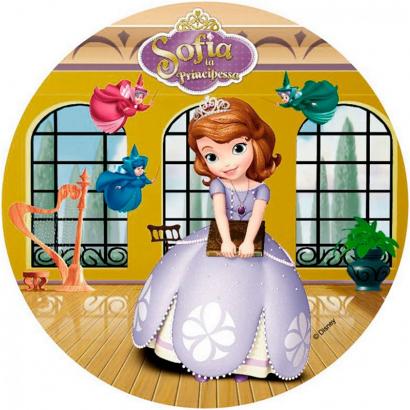 Jedlý  papír  princena sofie  3