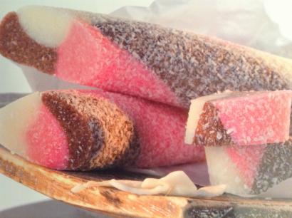 Směs kokosový kmen  1 kg