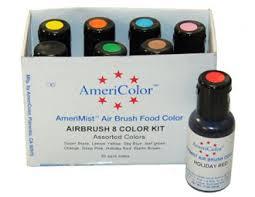 Americolor  barvy  sada  8 ks