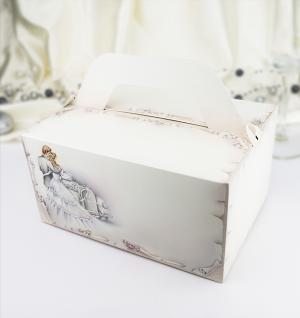 Krabička ženich a nevěsta  10 ks