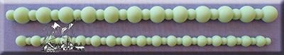 Silikonová forma perly am150