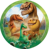 Jedlý papír dinosaurus 2