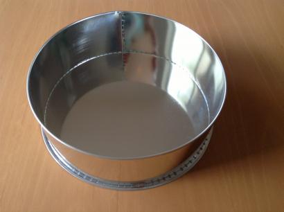 Dortová forma kruh 24 cm