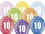 Balonek  33 cm číslo  10