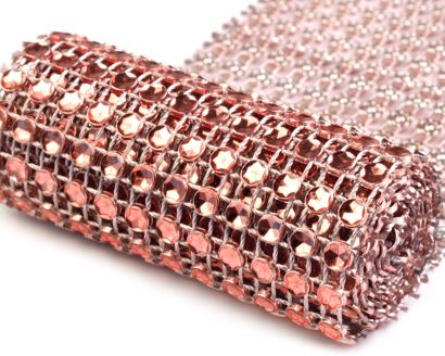 Diamantový pás 58 mm x 1 m bronzový