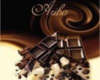 Ariba hořká čokoláda 72 %   500 g