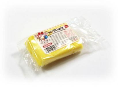 Kelmy barevná hmota  100 g citronově žlutá