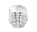 Bílé košíčky  35 x 20 mm   50 ks