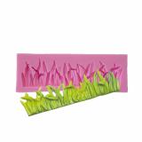 Silikonová forma na trávu