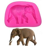 Silikonová forma slon