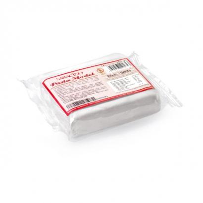 Saracino modelovací hmota bílá  250 g