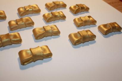 Modelovací hmota zlatá 100 g