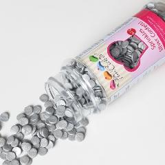 Stříbrné konfety  60 g