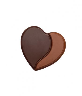 Čokoládové srdíčko 10 ks