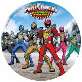 Jedlý papír power rangers
